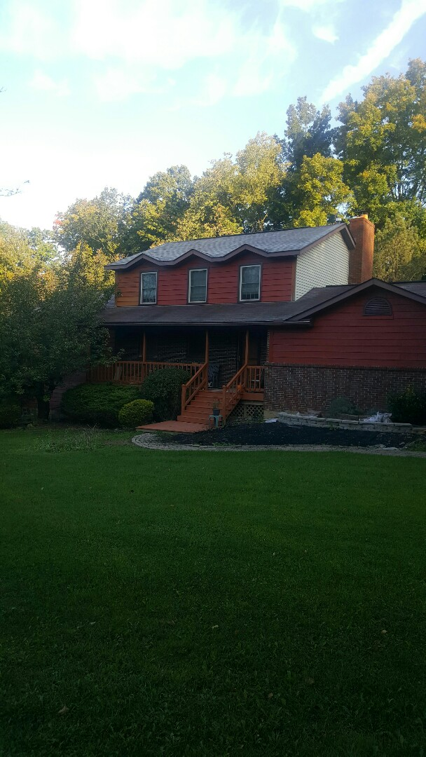 Richfield, OH - new shingle estimate
