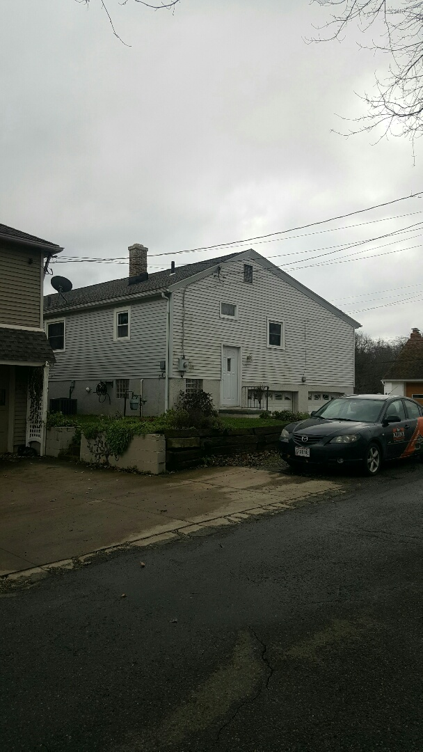 Akron, OH - new metal roof