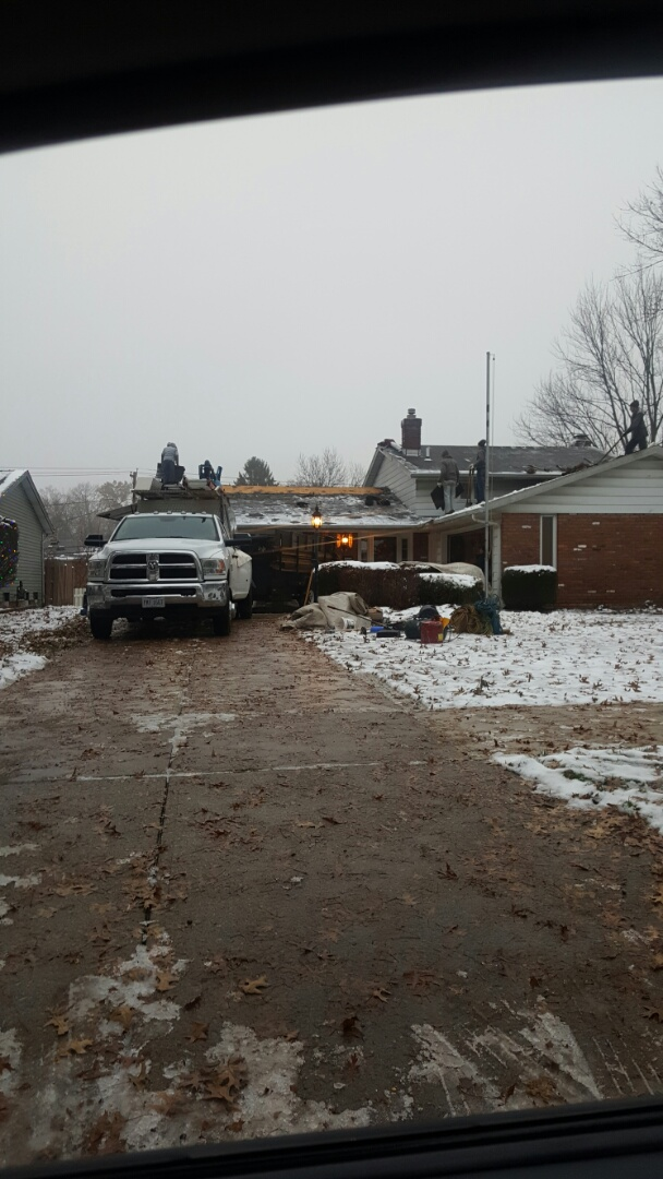 North Olmsted, OH - new shingle roof