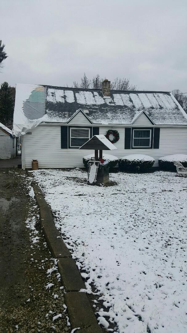 Norton, OH - new metal roof estimate
