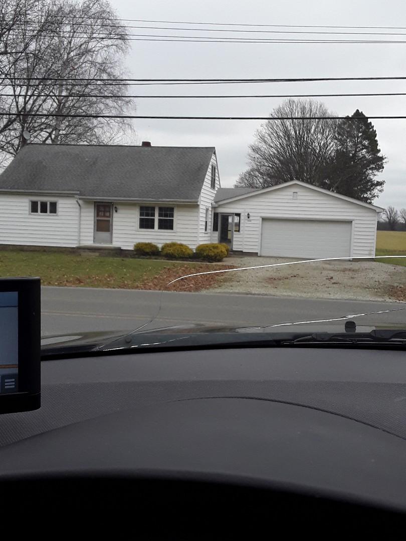 Wooster, OH - New patio door estimate