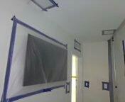Deerfield Beach, FL - Luis Botero residence. Master bath shower demo