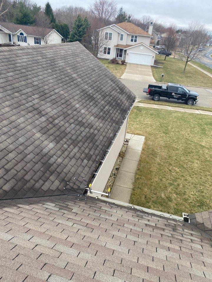 Sun Prairie, WI - New shingle roof estimate