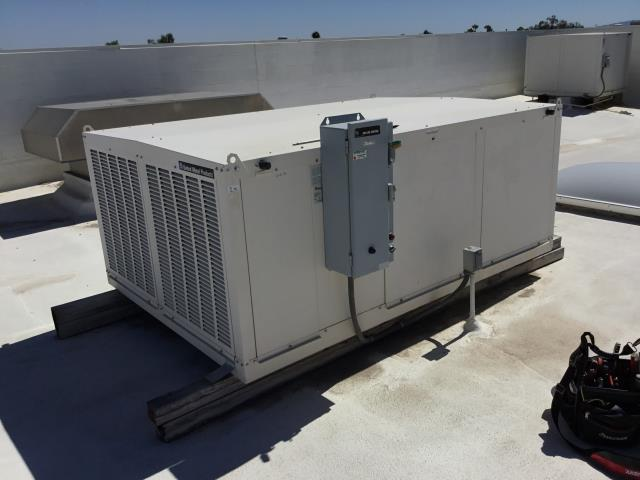 Peoria, AZ - In Peoria working on a commercial cooler pump is bad changed out the pump unit is back in service.