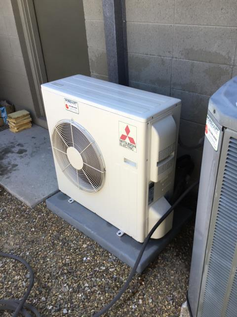 Phoenix, AZ - In Phoenix, Az performing a summer preventative maintenance service on three A/c systems.