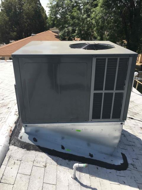 Tempe, AZ - In Tempe, AZ:  Performed quality inspection on newly installed HVAC equipment. Please refer to checklist for further details and information. Upon departure unit working properly and within manufacturer specifications.