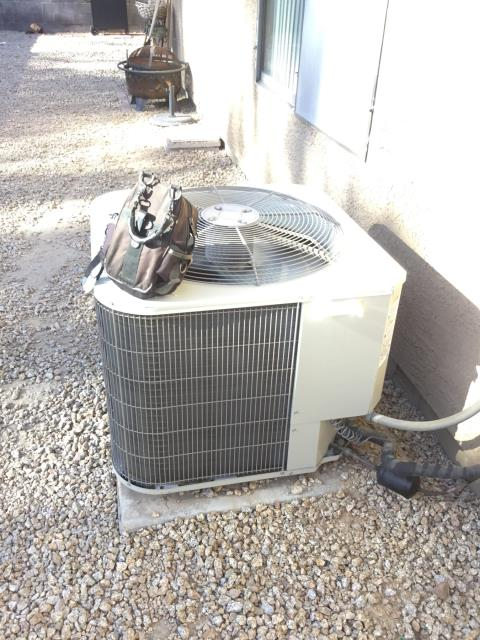 Phoenix, AZ - In Phoenix, AZ:  UPON ARRIVAL CYCLED UNIT INTO COOLING MODE. REPLACED INTAKE FILTERS AND TOOK TEMPERATURE READINGS FROM SUPPLY AND RETURN. AT UNIT CLEANED AND TIGHTENED ELECTRICAL CONNECTIONS. TOOK VOLTS AND AMP DRAWS FROM COMPONENTS. UPON DEPARTURE UNIT WORKING PROPERLY AND WITHIN MANUFACTURER SPECIFICATIONS.
