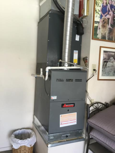 Sun City West, AZ - In Sun City, AZ:  PERFORMED QUALITY INSPECTION ON NEWLY INSTALLED HVAC SYSTEM. PLEASE REFER TO CHECKLIST FOR FURTHER DETAILS AND INFORMATION. UPON DEPARTURE UNIT WORKING PROPERLY AND WITHIN MANUFACTURER SPECIFICATIONS.