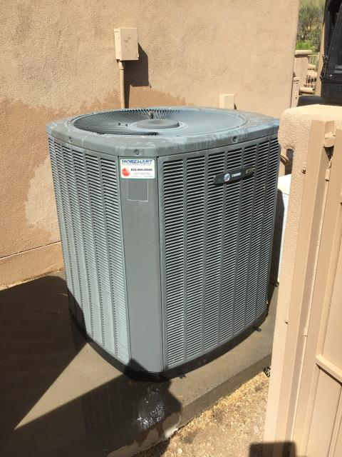Scottsdale, AZ - In Scottsdale, AZ:  Completed PM services for 3 systems in accordance with maintenance checklist. Please monitor run capacitor for #2 system as it is almost out of tolerance. Heavy rat droppings in and around #1 system. Filter needs replaced at next service.