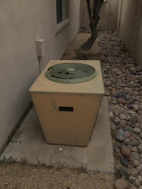 Scottsdale, AZ - In Scottsdale, AZ:  Estimate- Morehart AC to install and furnish 3 ton heat pump system. To include R11 flush, thermostat, disconnect, whip kit, filter rack, plenum modification, and wet switch. To hook up to existing ducting, low volt, high volt, and line set. Price covers tax, installation, and removal of existing equipment.