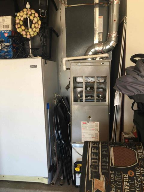 Surprise, AZ - In Surprise, AZ:  PREVENTATIVE MAINTENANCE-  Upon arrival, cycled unit into cooling mode. Left homeowner with intake filters. Took temperature readings from supply and return. At unit, cleaned and tightened electrical connections. Took volts and amp draws from components. Checked Freon levels with super heat and subcool. Service completed.
