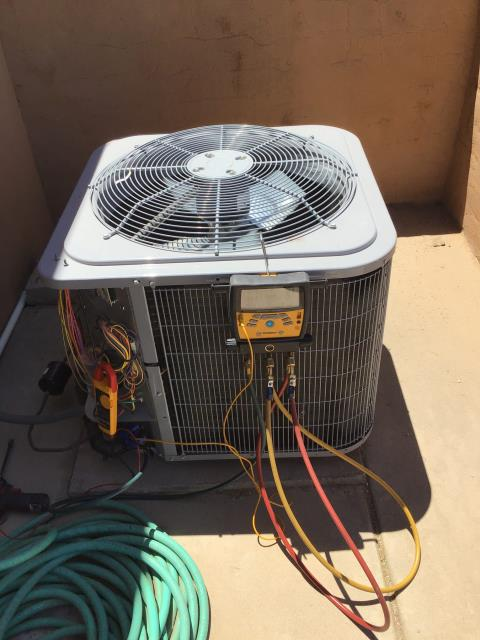Cave Creek, AZ - In Cave Creek, AZ:  PREVENTATIVE MAINTENANCE-  Completed maintenance service in accordance with maintenance checklist. Service complete.
