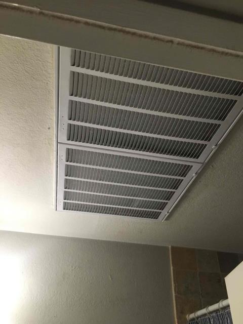 Phoenix, AZ - In Phoenix, near Homework Remodels performing a diagnostic on a First Co. air handler. Tightened screws and moved some metal conduit around. Moved protective metal to other side. Upon departure, unit is working properly and within manufacturer specifications.