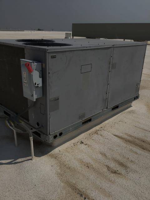 Surprise, AZ - In Surprise, near West Waddell Road and North Cotton Lane performing a diagnostic on 2 units that are running hot. Doors to units were blown off during the dust storm and I re secured them with new screws. May require motor assembly replacement as well; pending approval.