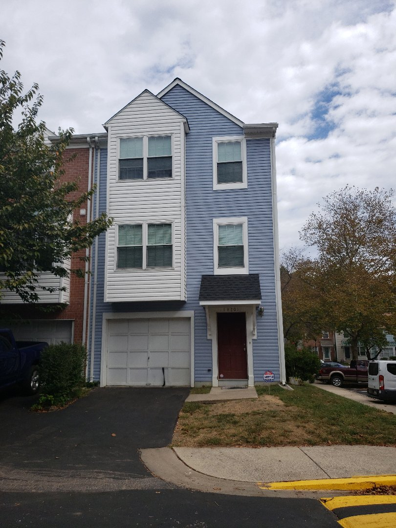 Olney, MD - Roof, siding and gutter Replacement.  Insurance covered 100%