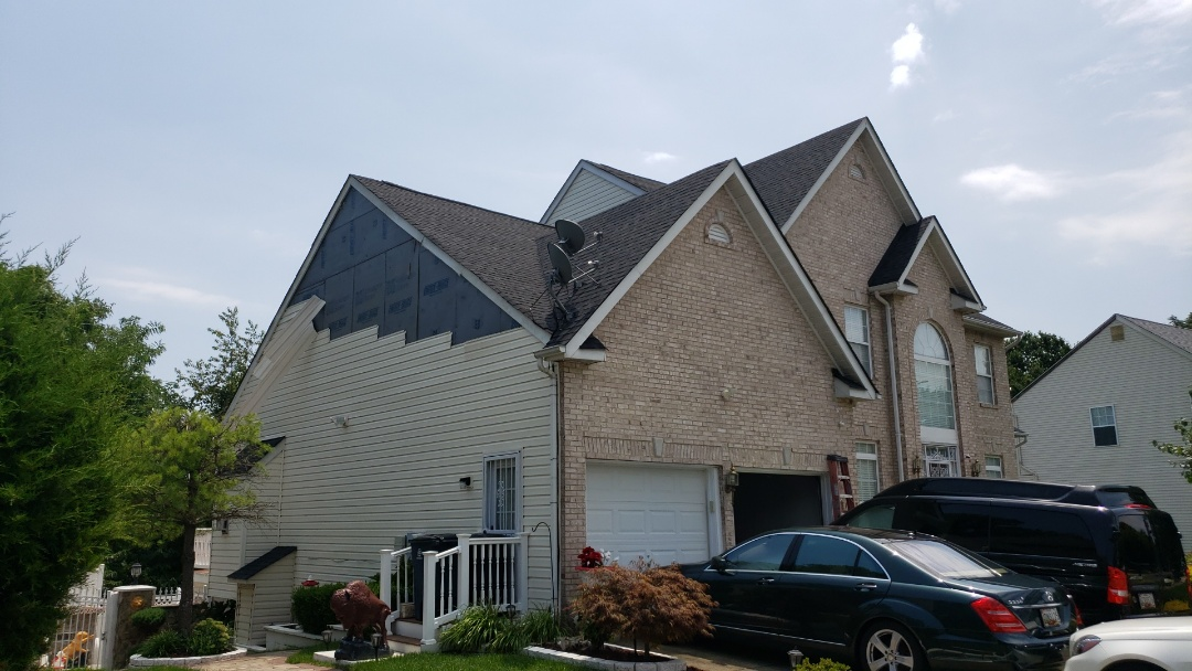 Catonsville, MD - Roof ,siding and gutter Replacement.
