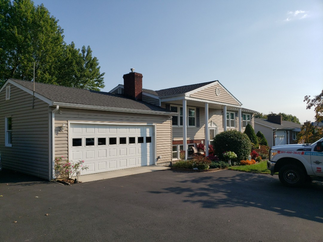 Catonsville, MD - Roof Replacement.