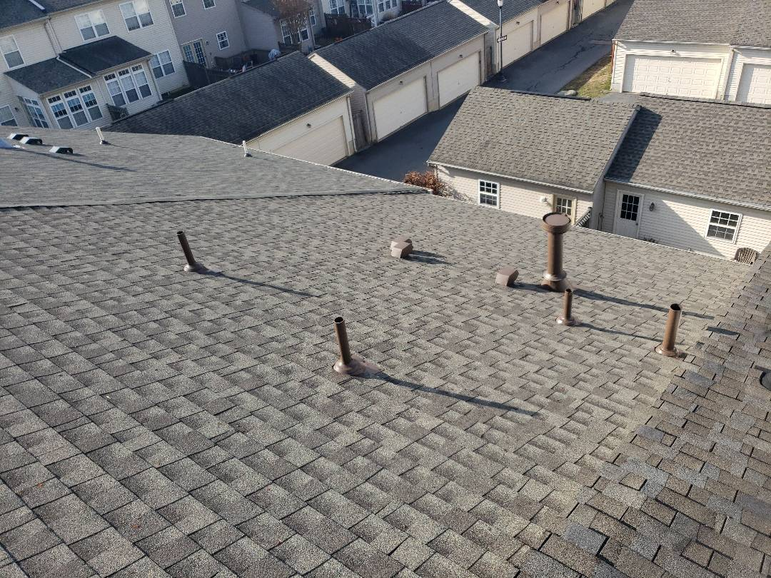 Frederick, MD - Roof Replacement.  Insurance company covered