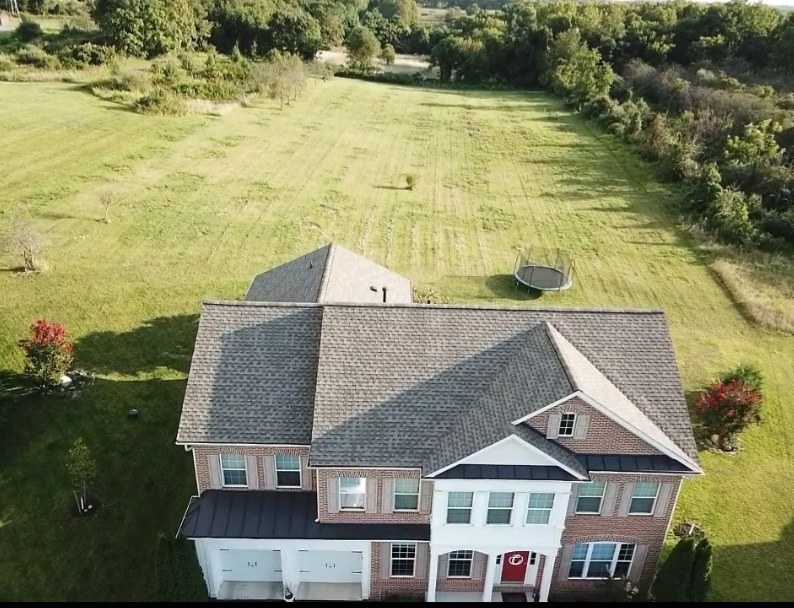 Brunswick, MD - Full Roof Replacement.  Insurance company covered Rntire Roof Replacement