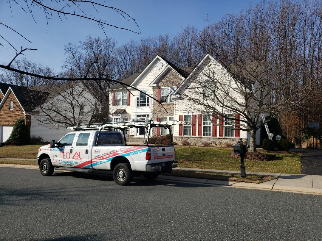 Perry Hall, MD - Roof inspection