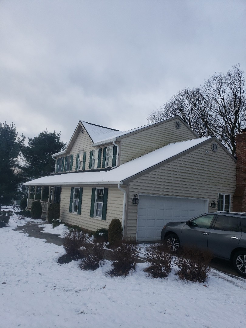 Parkton, MD - Roof Replacement,  Gutters Replacement,  Window Replacement And Siding Replacement.