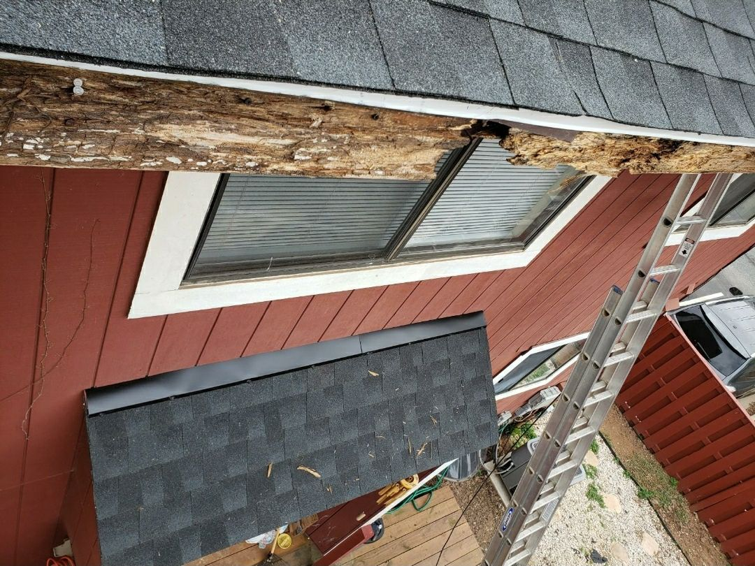 Fairmount Heights, MD - Roof and gutters Replacement