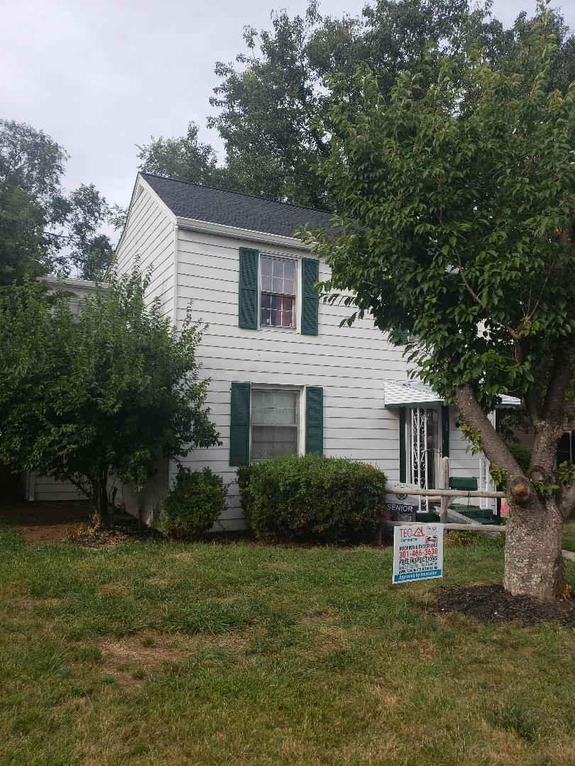 Hagerstown, MD - Roof and Gutter Replacement