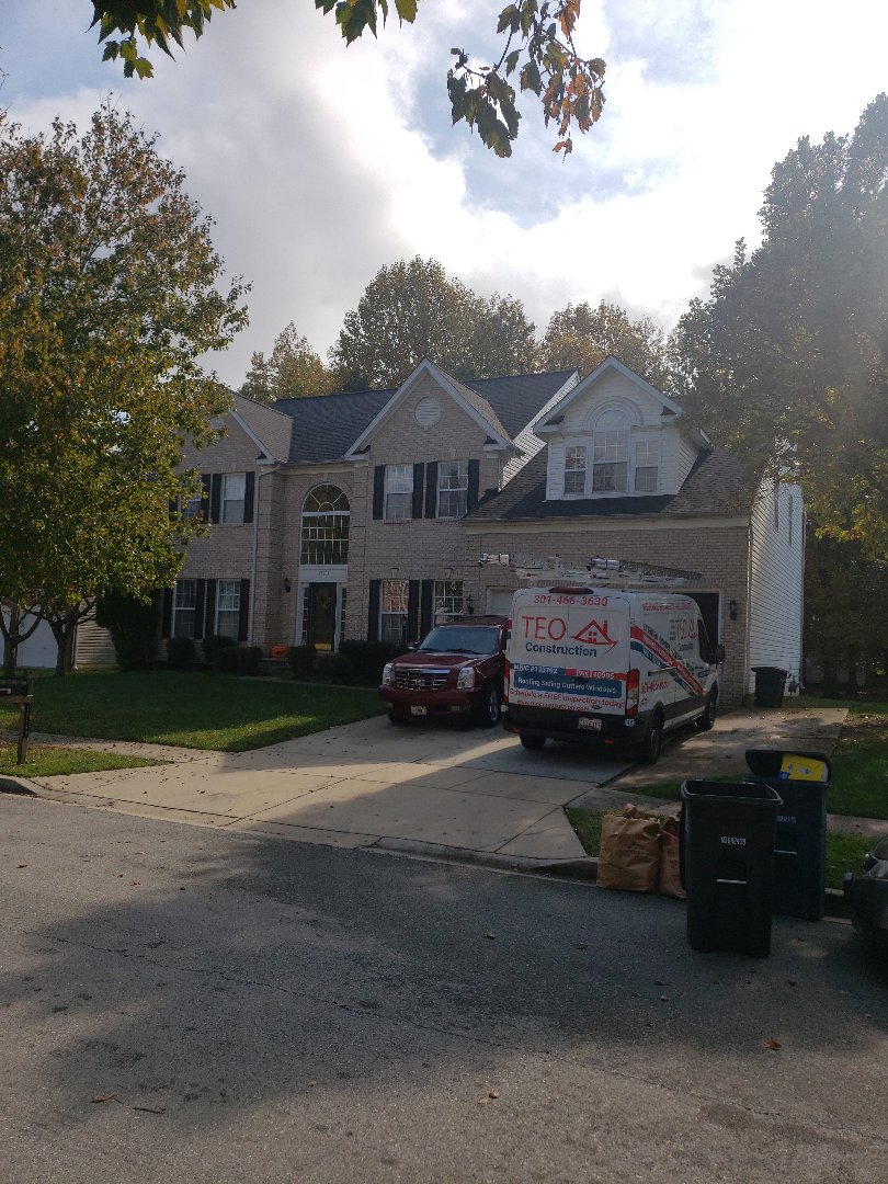 Upper Marlboro, MD - Insurance covered 100% Roof Replacement