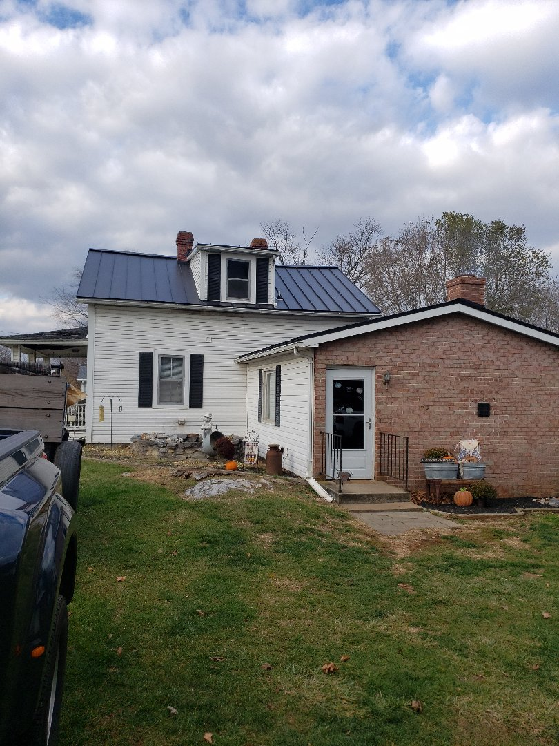 Kearneysville, WV - Metal Roof Replacement