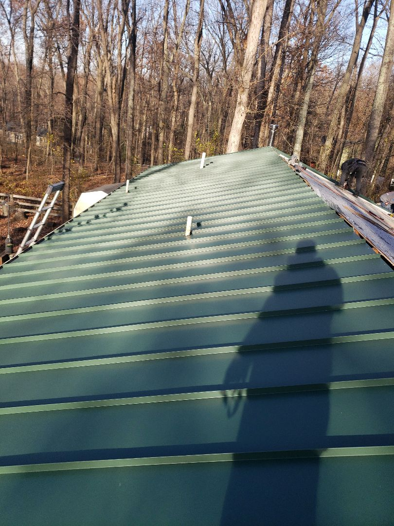 Harpers Ferry, WV - Metal Roof Replacement