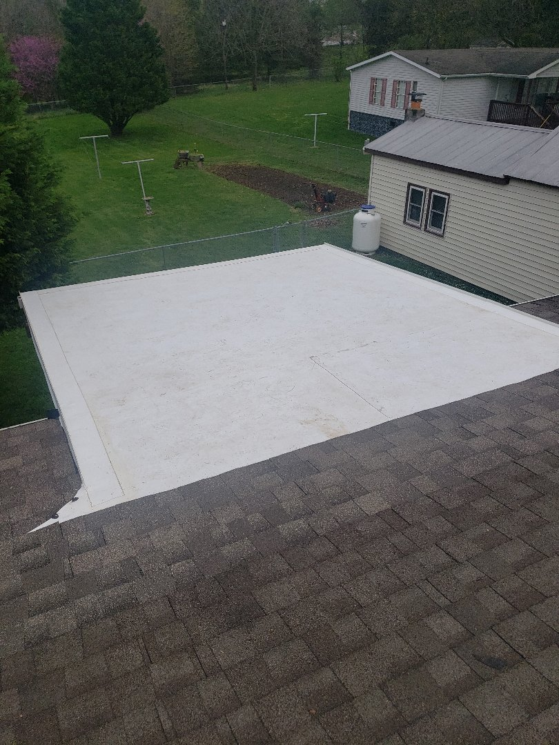 Martinsburg, WV - TPO Flat Roof Replacement