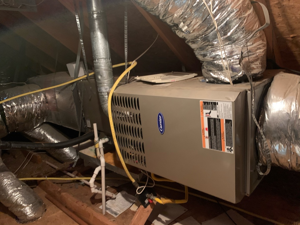 Anna, TX - AC system repairs.