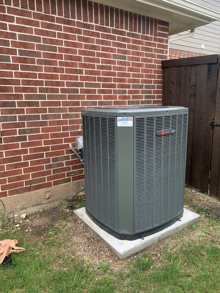 McKinney, TX - Two AC system complete change outs