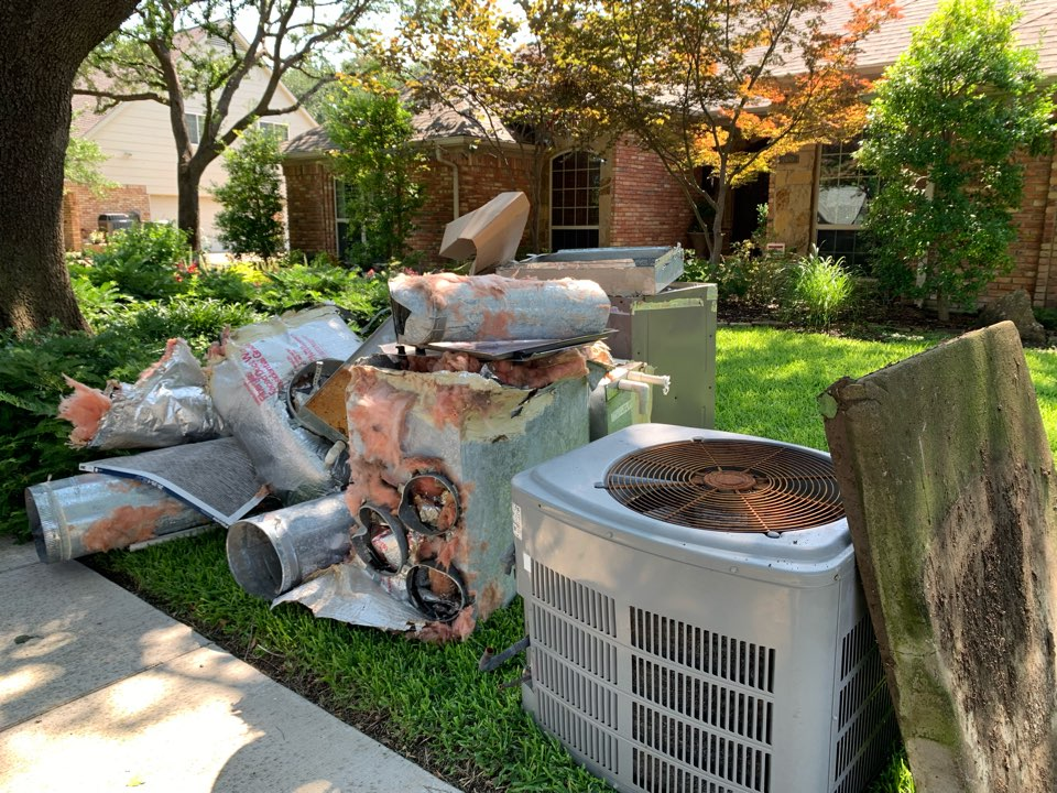Plano, TX - Complete Ac System Replacement