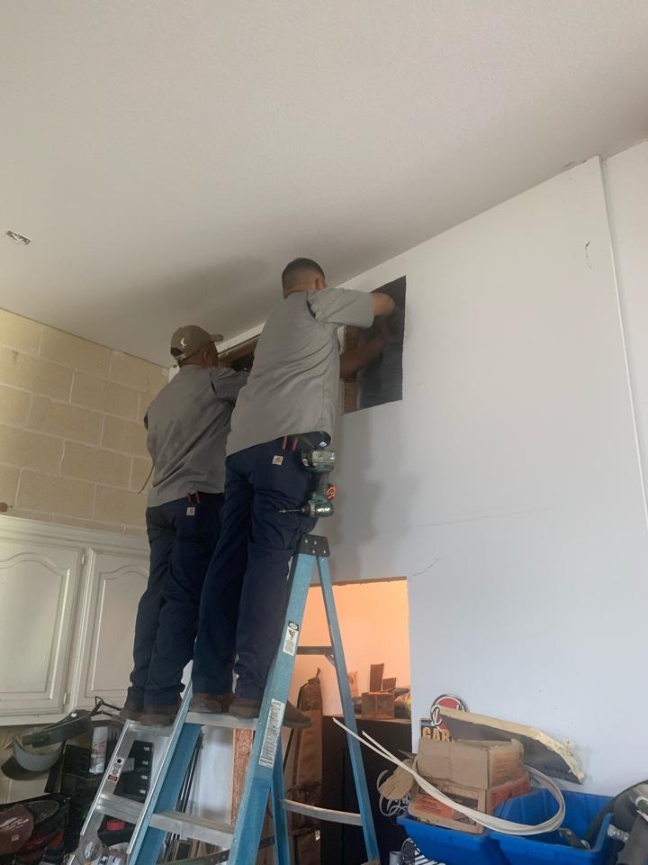 Van Alstyne, TX - Emergency AC repairs