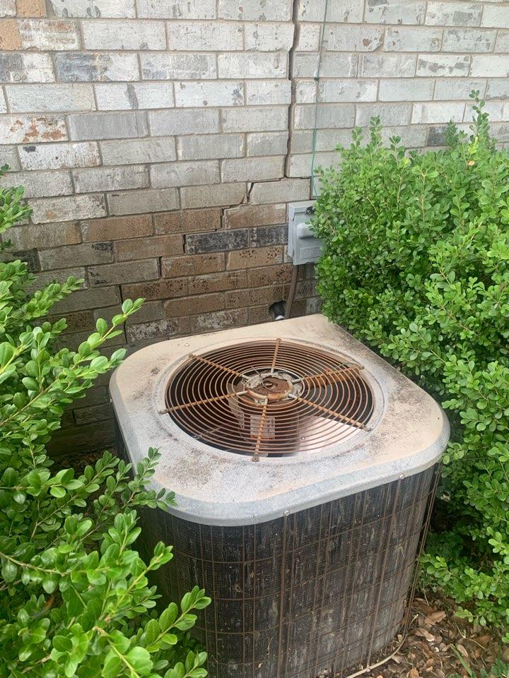 McKinney, TX - Complete AC System installation