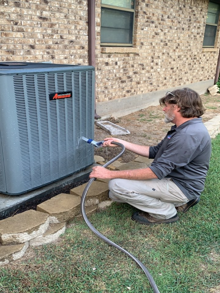Anna, TX - Total system replacement