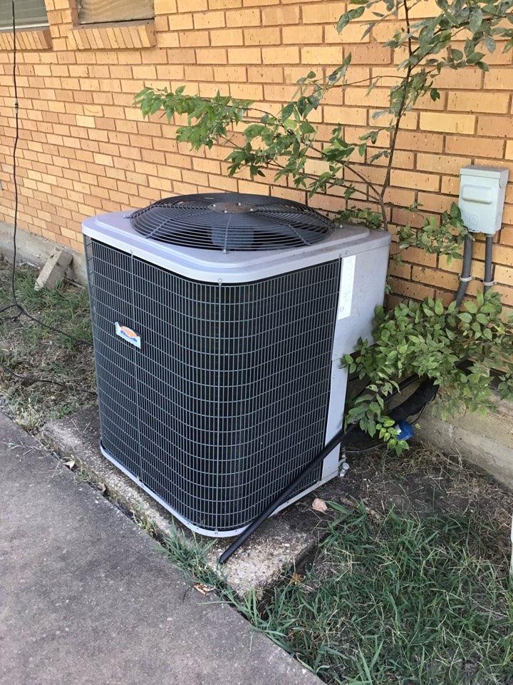Anna, TX - AC repairs