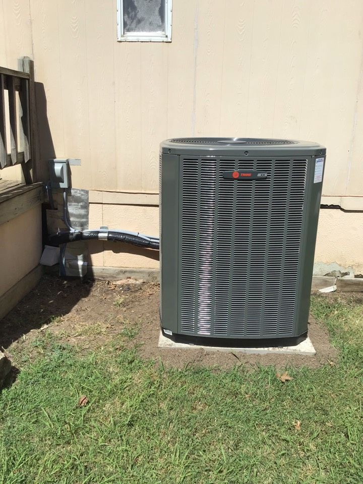 Anna, TX - Complete install AC system