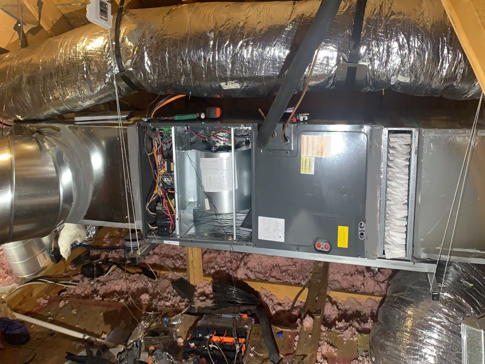 Plano, TX - AC systems replacement.