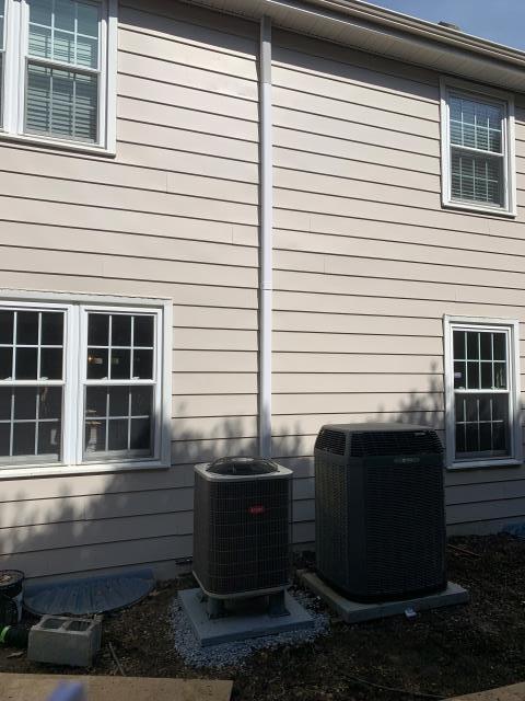 Greenville, DE - New Bryant heat pump and air handler installation!