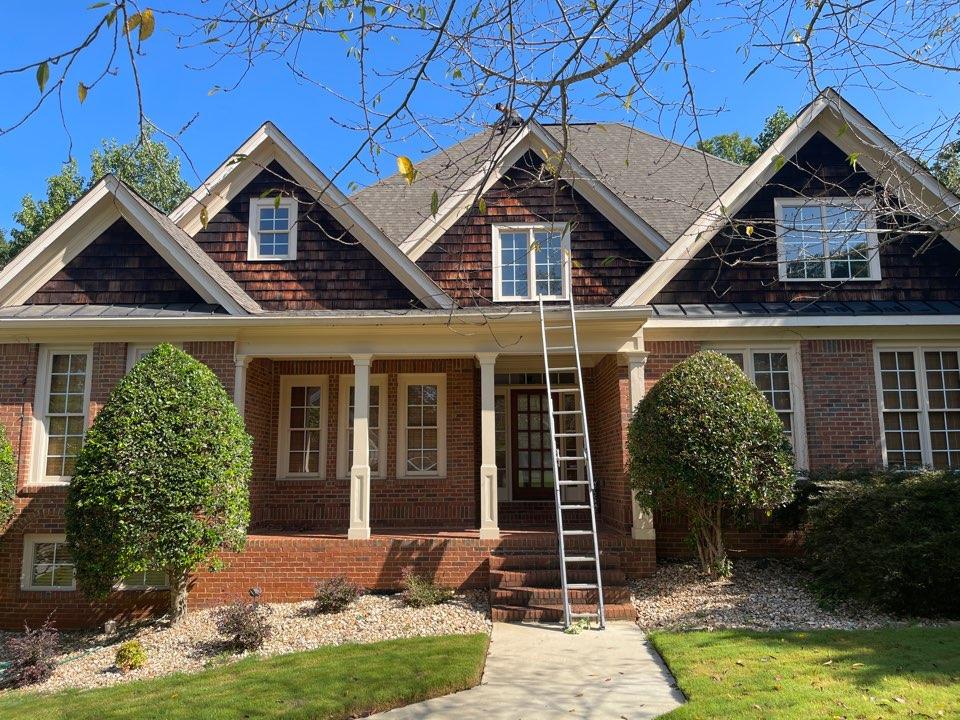 Douglasville, GA - Roof repair