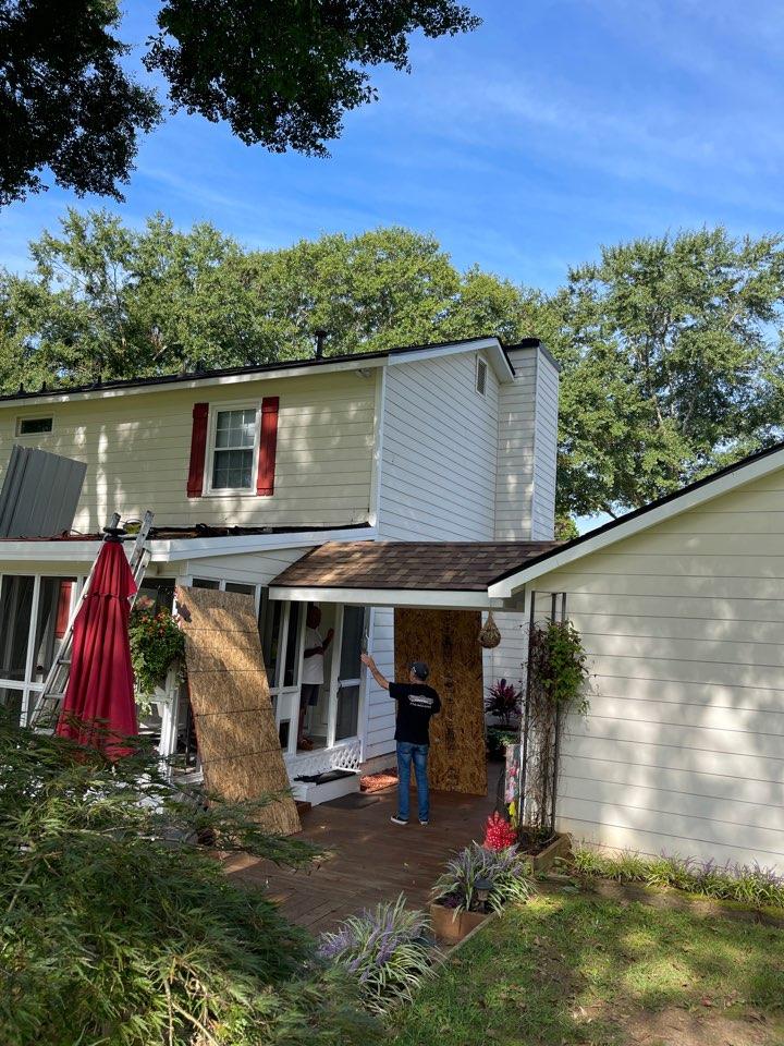 Marietta, GA - Roof replacement
