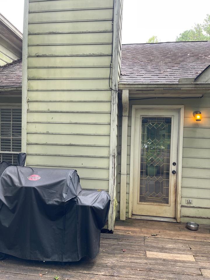 Powder Springs, GA - Wood repairs