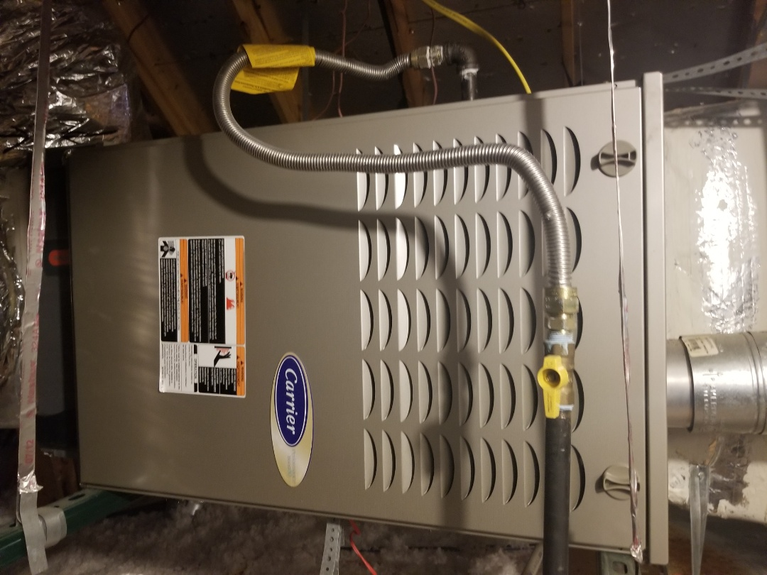 Rockwall, TX - Preformed springtime maintenance on carrier unit.