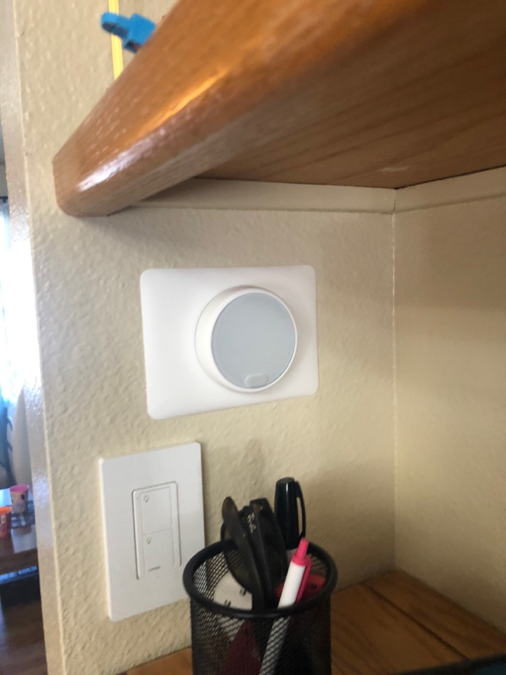 Stockton, CA - Just installed a new nest thermostat