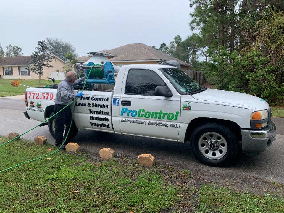 Flea and tick control Port St. Lucie Florida.