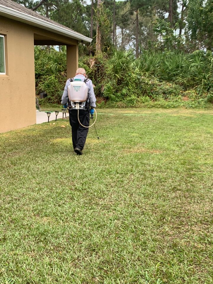 Weed control Port St. Lucie