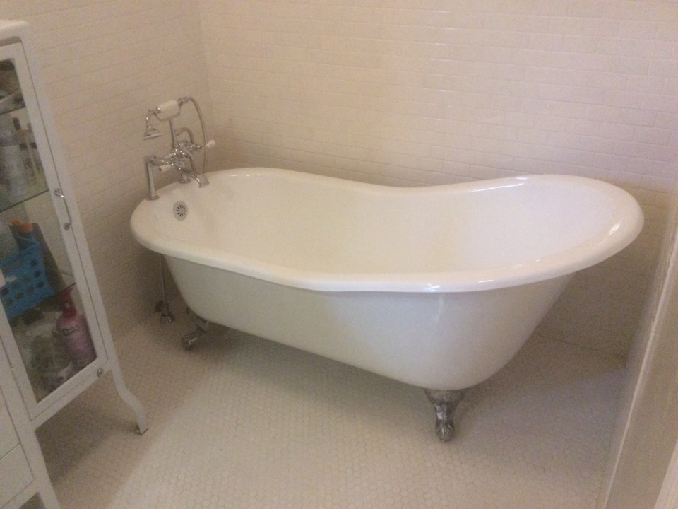 Somis, CA - Plumber needed to install claw foot tub and valve