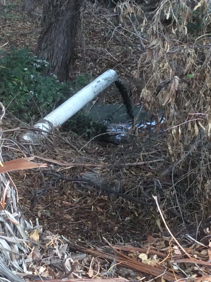 Somis, CA - Plumber needed. Reservoir will not drain